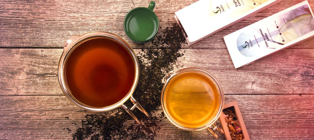 Moringa, grüner Tee, Matcha, Chai-Tee kaufen